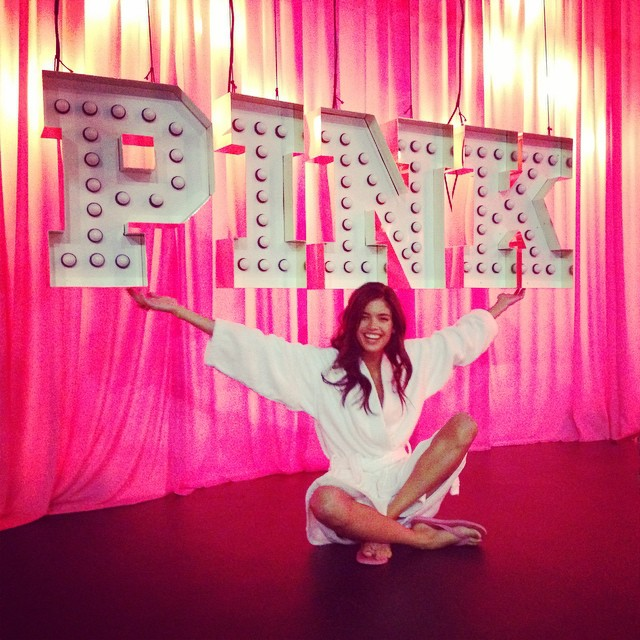 @vspink set today! Almost that time of The year