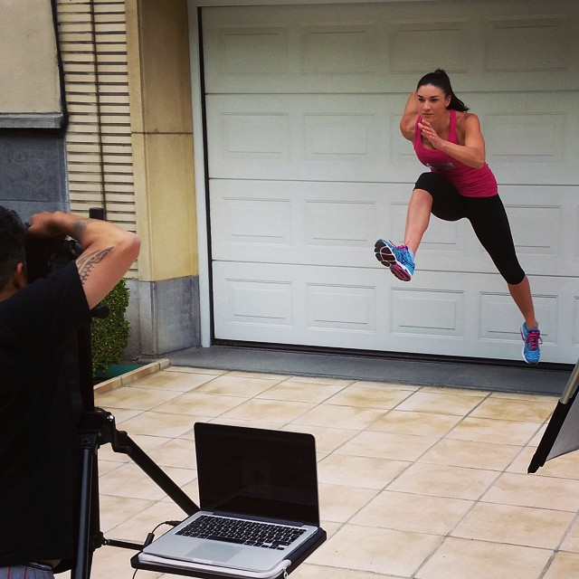 Photo shoot with Dutch athletics website/magazine @losse_veter earlier this year #losseveter @losseveter