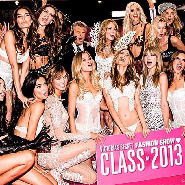 Today's mood!! EXCITED!! Can't wait to be with Victoria's Secret Class 2014!! @victoriassecret #VSFashionShow #countdown #7daysleft #excited #fun #girlsreunited #girlsjustwannahavefun