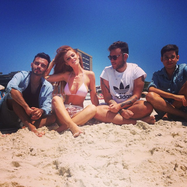 @dickerswimwear team! @joaoarraes @krisna_carvalho @mannuelalves