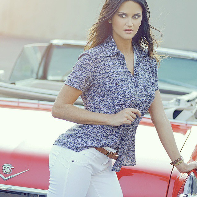 Still working #Wrangler #Campaign #CadillacDeville67 #Cadillac #BeautifulDay #Jeans #Martel #MadeinParaguay emoji