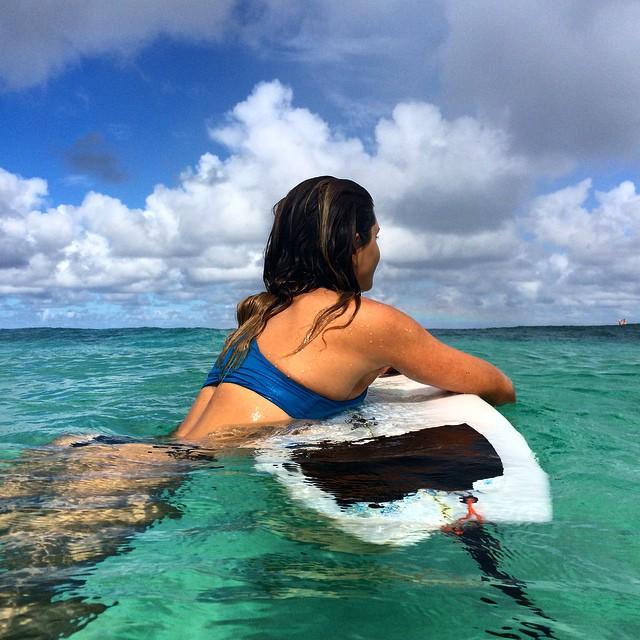 I'm looking forward to this, see you soon Hawaii! #cantwaittosurf #wavesonwavesonwaves #inevergohome