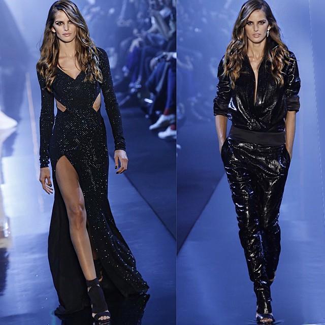 Paris Haute Couture @alexandrevauthier Fashion show! Desfile Alta-Costura de Paris @alexandrevauthier #paris #pfw15 #couture #runway #lastnight #cool #sexy #ootd