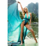 #TBT to my Guilin China @si_swimsuit shoot with @derekkettela