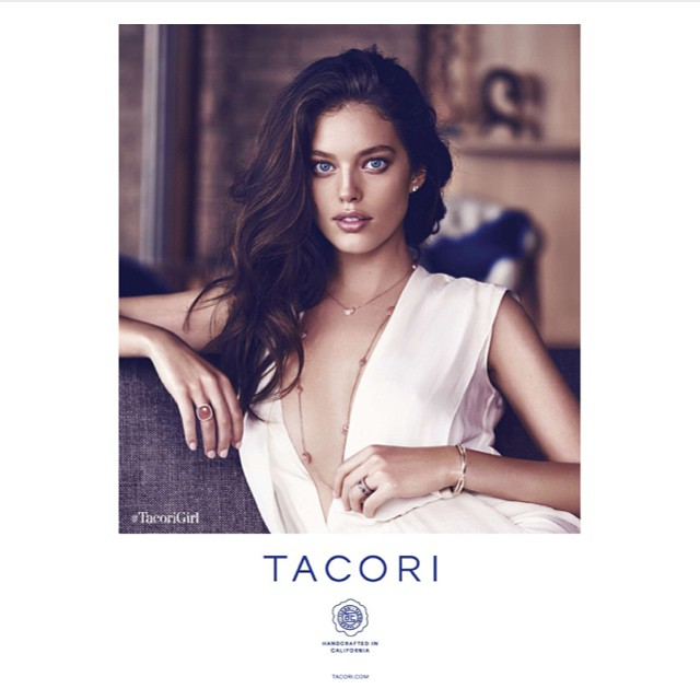 NEW @tacoriofficial campaign shot by @lachlanbailey styling by @clarerichardson1 #tacorigirl