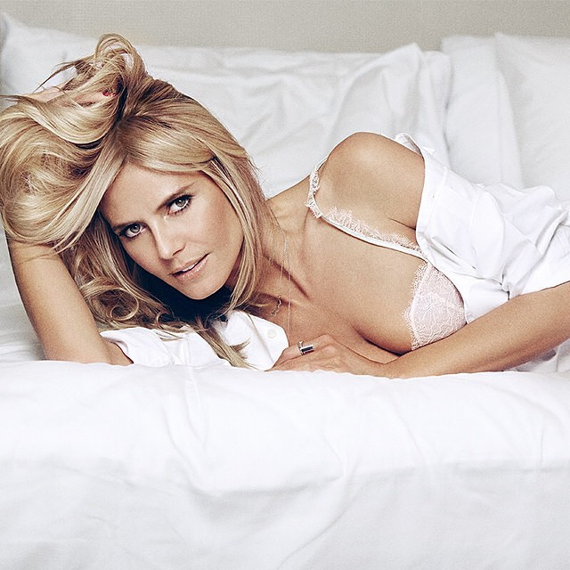 Melbourne fans, be outside of @myer at Bourke Street Mall at 12:30 for your chance to meet @heidiklum . See you there! xx #heididownunder #heidiklumintimates #heidiatmyer #regram @myer