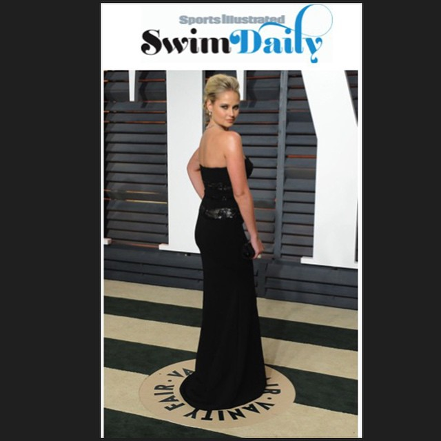 One of our favorite #streetstyles at the #vanityfair #2015oscars after party? The stunningly glamorous @genevievemorton! Have a black tie wedding coming up? Shop her look and get inspired by clicking link in bio! @si_swimsuit #dftd #dressfortheday #style #fashion #siswim #model #genevievemorton #whatdoiwear #blacktie #makinglifeeasier #inspiration #ootd #saks #asos #amazon #everlane #nastygal #urbanoutfitters #barneys #dolcegabbana #aldo #zappos #truefacet #piperlime #jcpenney #shopbop #anntaylor