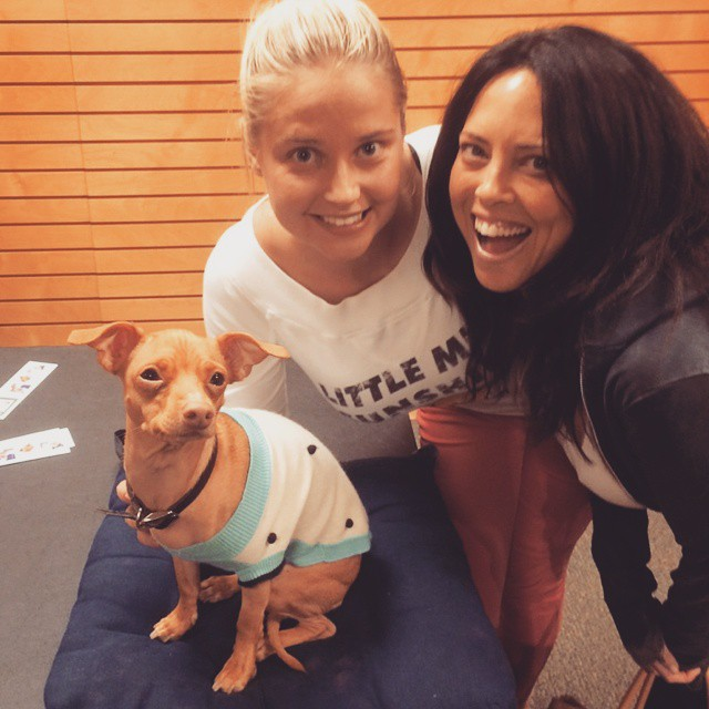Finally I got to meet my spirit animal @tunameltsmyheart Thank you @jeniholliday for bringing me down here and buying me a pawdographed book #tunameltsmyheart #thetunabook