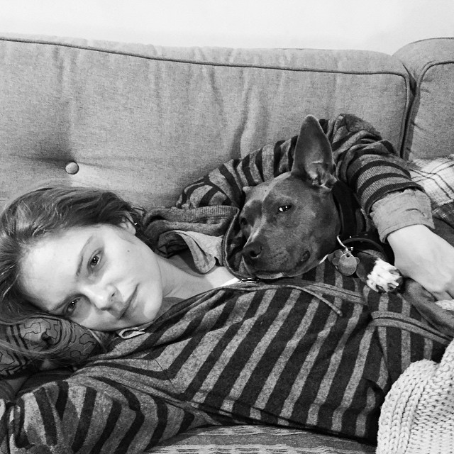 Cuddle session