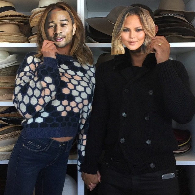 Someone let us into the @voguemagazine closet and the visit did not disappoint!!