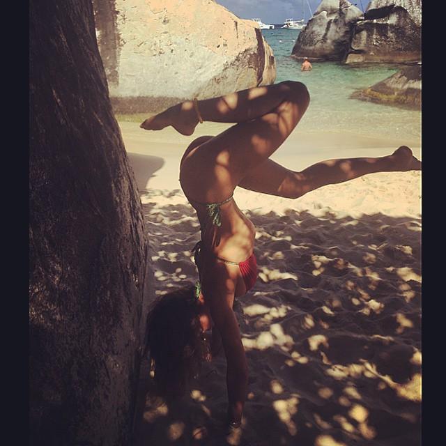 I want to go back #TheBaths #DevilsBay #VirginGorda #BVI #beach #Caribbean #sun #lifestyle #loveit #instadaily #thegoodlife #bestoftheday #active #picoftheday #instamood #travelgram #instacool #igers #vacationstyle #instagood #fun #photooftheday #i #love #island #life