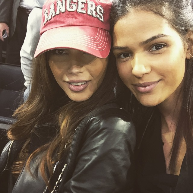 Great game #NYRangers @alejandracata
