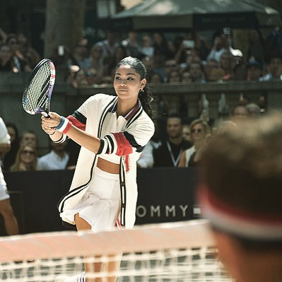 Game On @tommyhilfiger #tommyxnadal #tennis