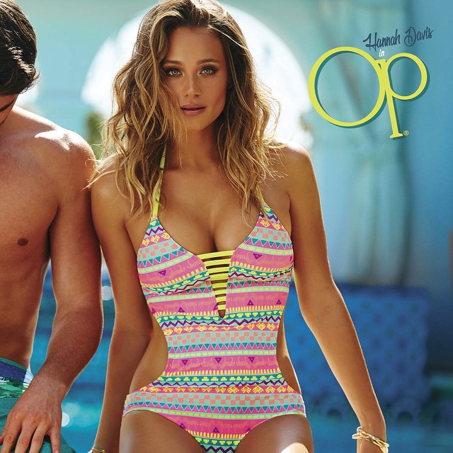 So excited for my new Op campaign, which comes out TOMORROW! Follow @OpOceanPacific for more pics from the shoot.
