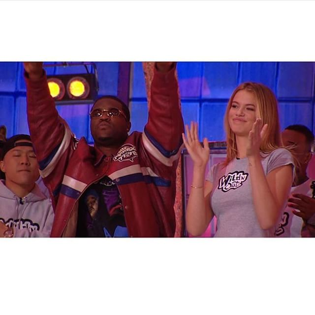 Thank you for watching last night everyone and thank you #WildNOut and @nickcannon for having me on the show, it was such a fun experience!