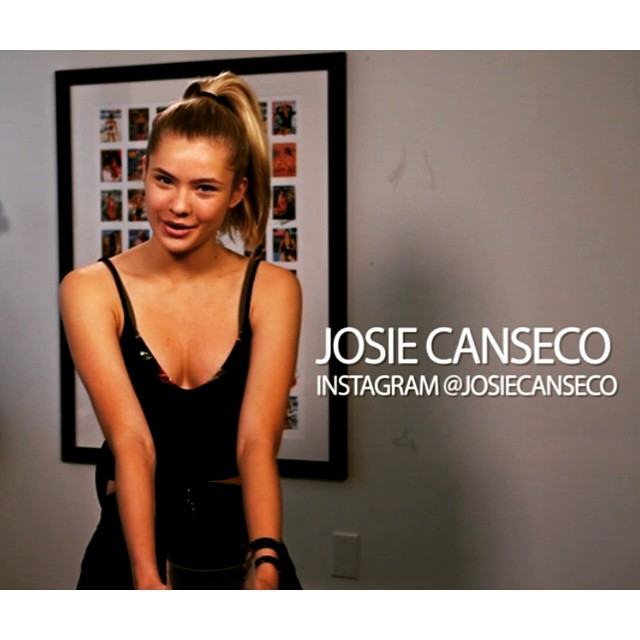 @si_swimsuit Casting Calls have begun! First up @josiecanseco from @nextmodels ! Head on over to Swim Daily (link in bio) to check out her video and bio! #siswim #sicasting