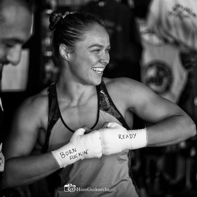 On the way to Rio!!! #UFC190 #Aug1st #andSTILL Pic by @hansgutknecht
