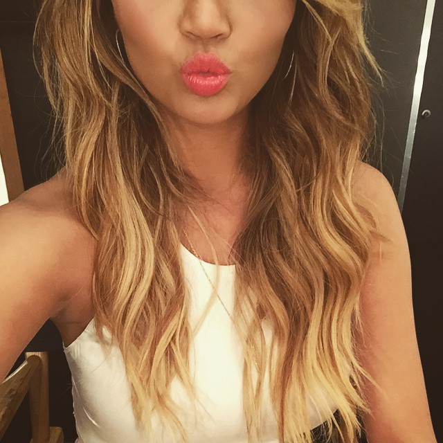This hair color! Thank you @traceycunningham1 <333