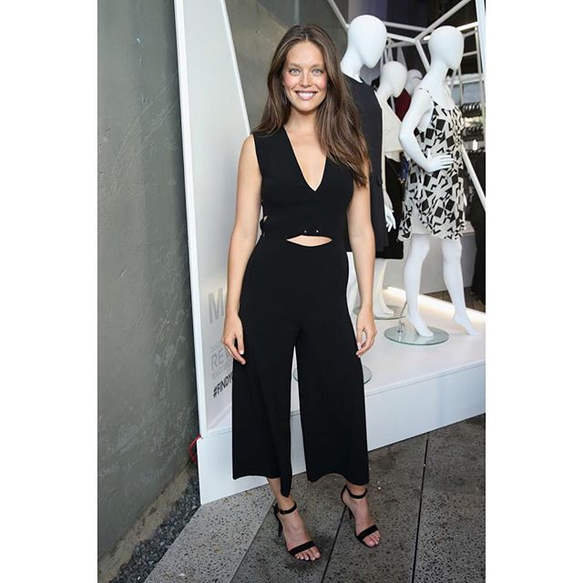 Thanks for having me @peoplestylewatchmag wearing @dereklamnyc on #thehighline @imgmodels