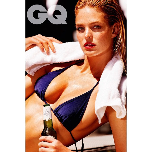 Thank you to the @GQSpain team for another wonderful shoot #GQjulioagosto photographed by the talented @tonykellyphoto
