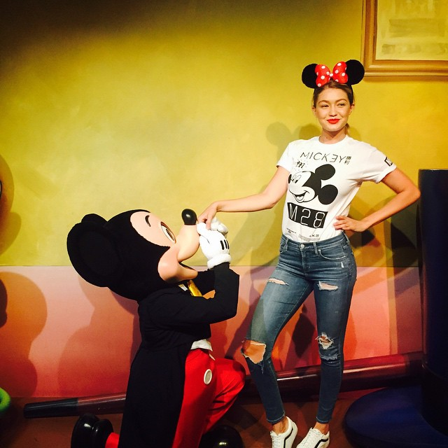 I'll be your Minnie ;)
