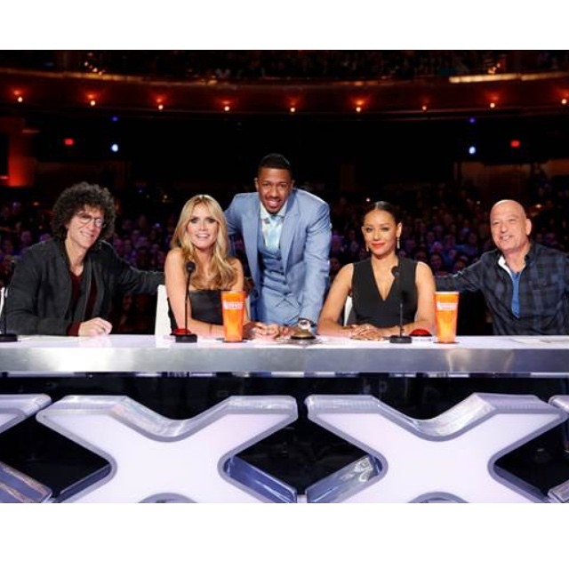We're back! @NBCAGT Season 10 starts right now! #AGT