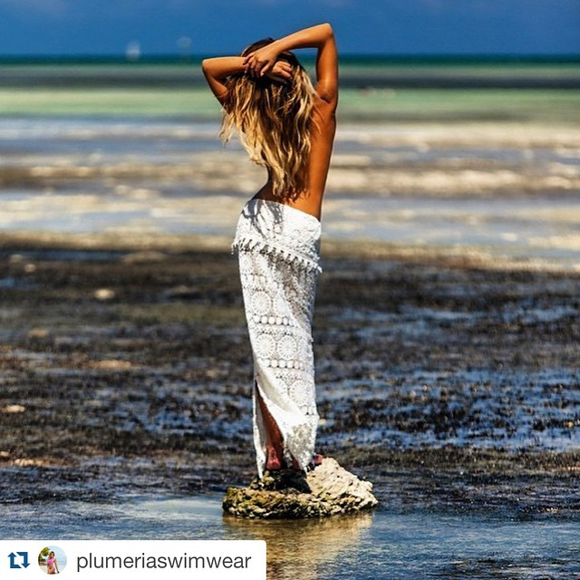 Feeling like a mermaid @plumeriaswimwear @hollyparkerphoto