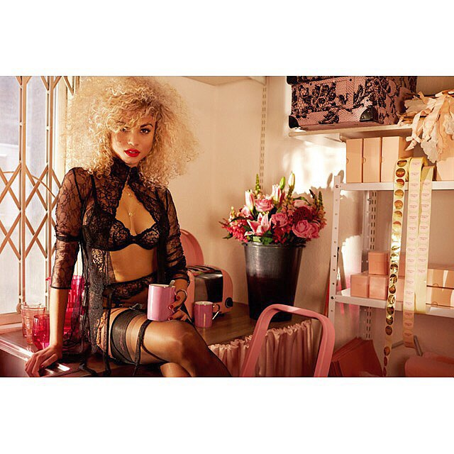 More Agent Provocateur @themissap #AW15Campaign