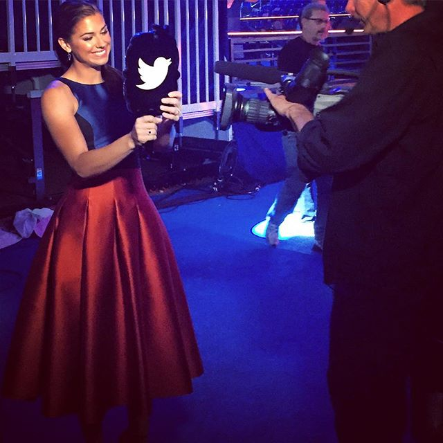 """""""Mirror mirror on the wall""""... Channeling my inner Snow White with this fun dress. #KidsChoiceSports"""