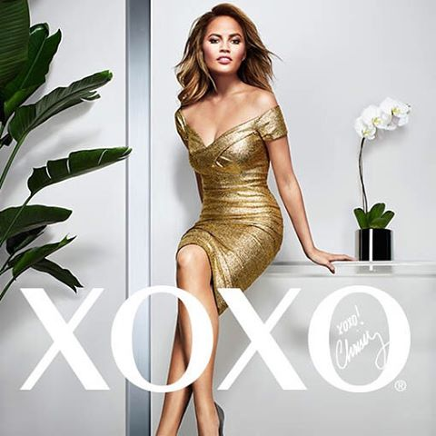 My fall campaign for @therealxoxo is out!! I love my xoxo family. check out more at xoxo.com!
