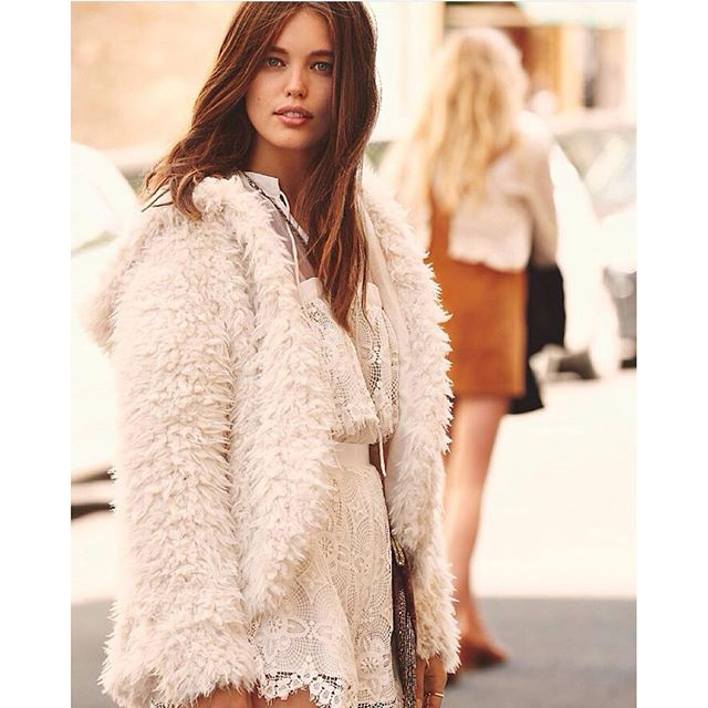New @freepeople in Paris @j_mcd @lolococo @imgmodels