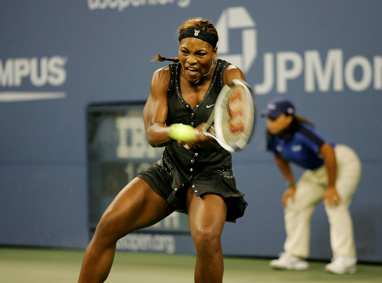 12 Us Serena Williams Open Chases History With Teams
