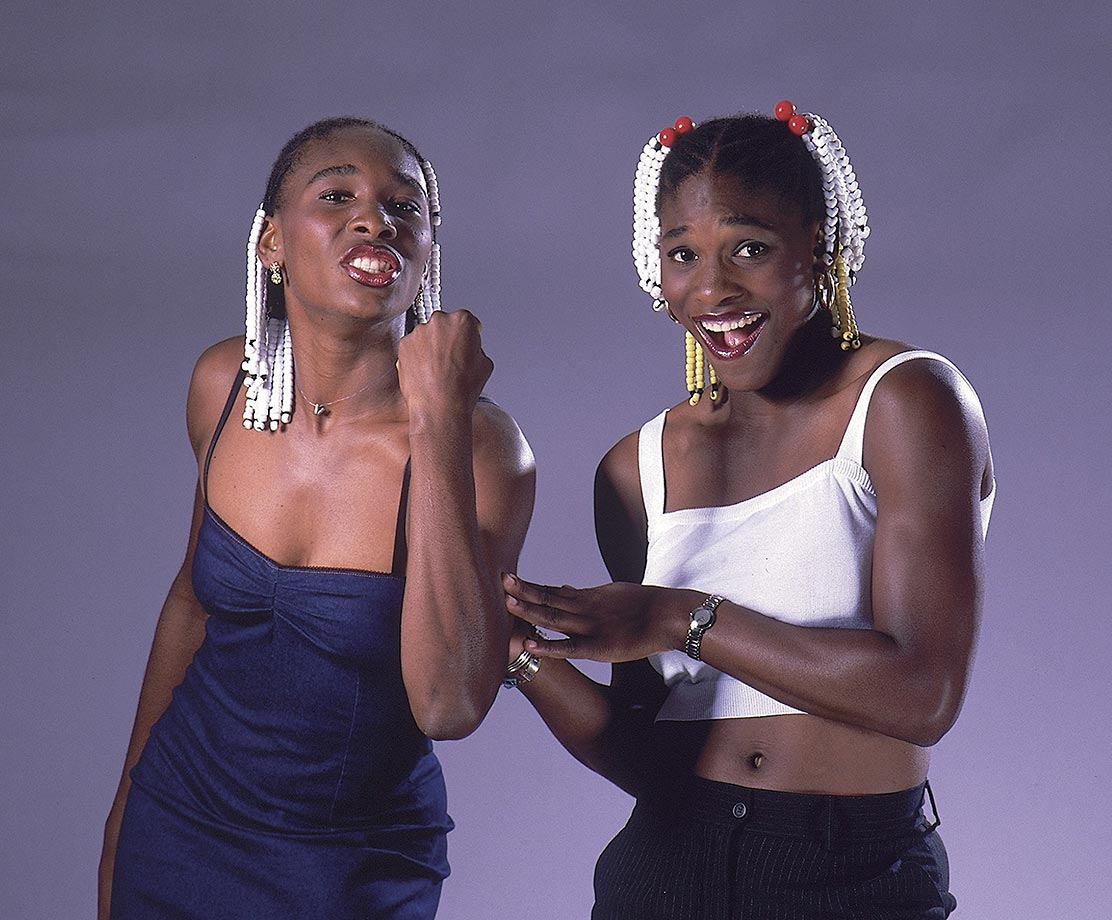 Venus and Serena became the first sisters to win professional titles in the same week in 1999. The duo scored victories in Oklahoma City and Rome on the same day in February of that year.