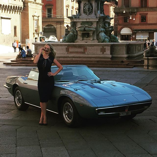 #tbt summer in Italy with @maserati
