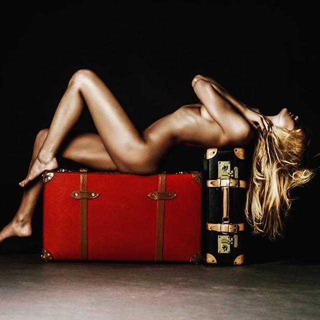 "thank you @boxmag and @nomadrj #repost ""inspo thanks to our cover girl from the AW14 Travel Issue, @erinheathertonlegit, wearing nothing but @globetrotter1897 #boxmagazine #tbt #travel #photooftheday #summer #erinheatherton #victoriassecret #model #designer #fashion #style #hot"""