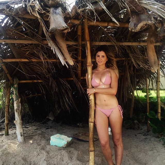 Love this tropical hut
