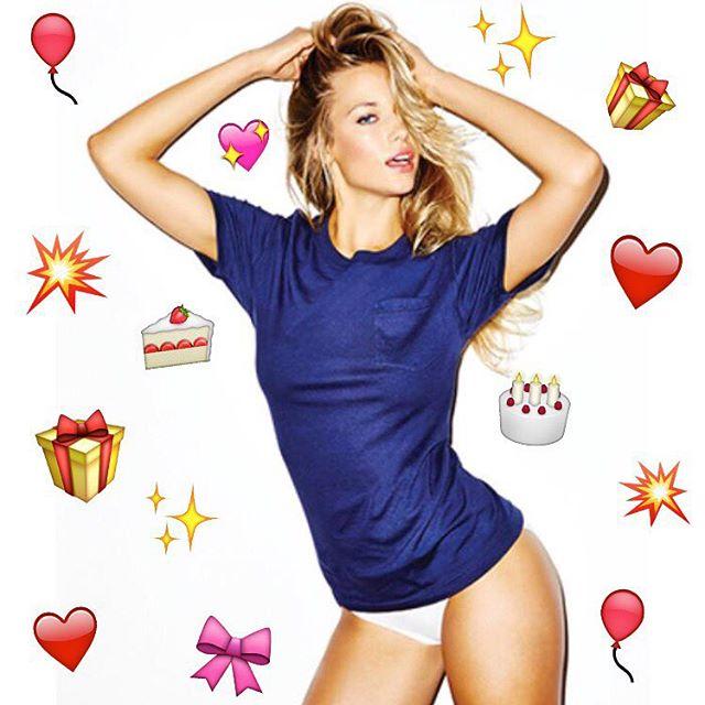 HAPPY BIRTHDAY, @HannahFergusonOfficial! #IMGirls
