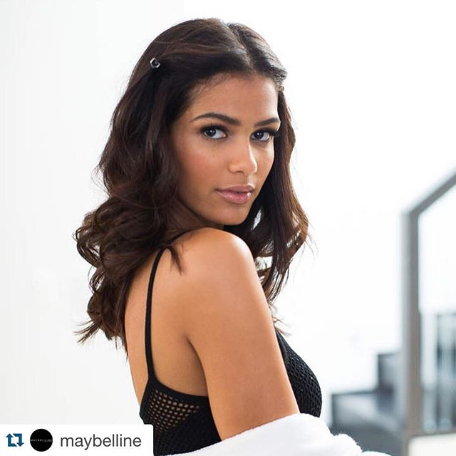 Beyond excited and so grateful to join the #Maybelline family! Thank you for making my dream come true!!! #MaybellineGirl #blessed @maybelline Muy contenta y agradecida a la familia de Maybelline! Gracias por hacer mi sueño realidad!! kiss