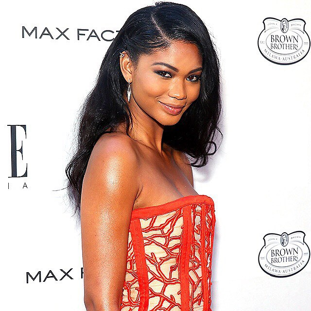 Happy 25th to the gorgeous Chanel Iman | Don Arnold/WireImage