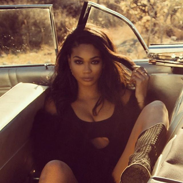 Rollin' with the homie @ChanelIman. #IMGirls