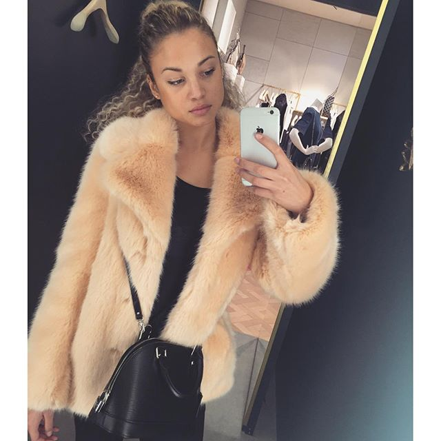 Yes or no to this FUR FREE FUR jacket? Its pink btw