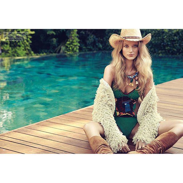 Cowboy Kate, Mexico style. Photo @maxabadian Fashion Editor @julianaschiavinatto Beauty @susana_hong