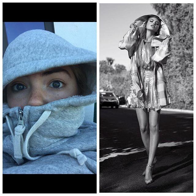 #hoodielife Reality vs High Fashion @vmagazine