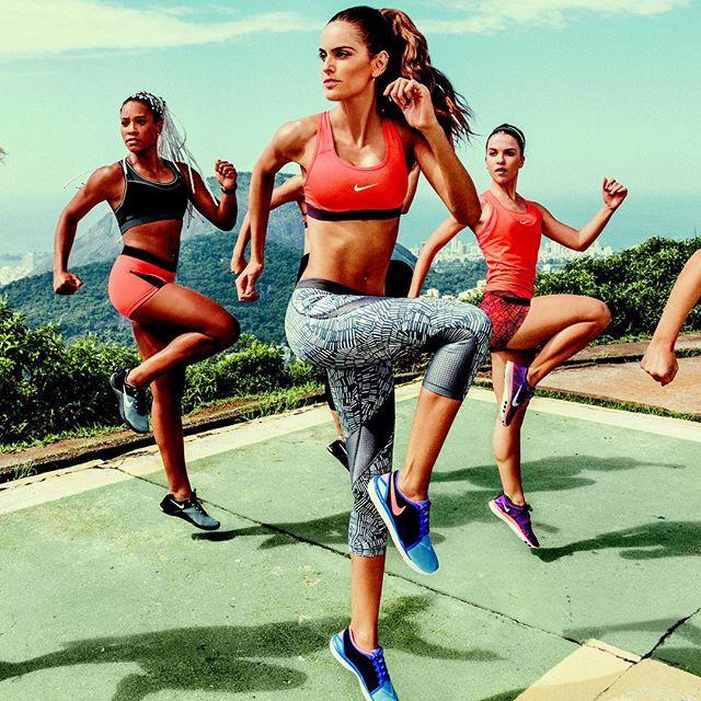 #BodyByIza training mode for the Nike Women Victory Tour at Rio in April!! #BodyByIza já no clima treinando para Nike Women Victory Tour no Rio de Janeiro em abril!! Está chegando galera!! E vocês estão prontas? #vemjunto #ntc #training #workout #focus #dedication #motivation #healthy #lifestyle #justdoit