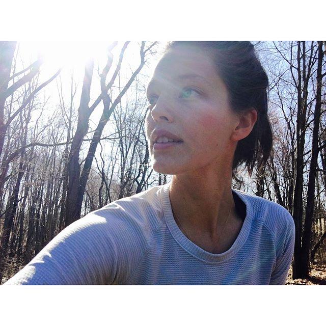 AM runs outside upstate = the best kinda runs. @nikewomen