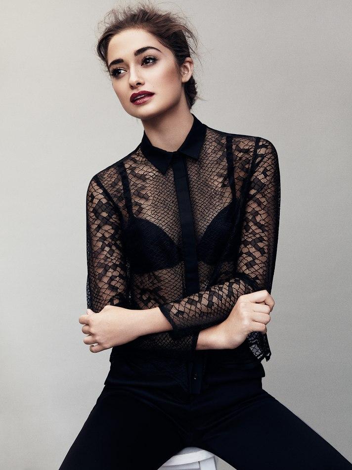 Selina Bell :: Courtesy of Wilhelmina
