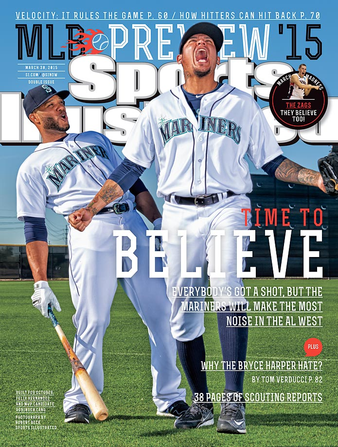 March 30, 2015 | The Seattle Mariners, longtime bottom-feeders in the AL West, will rely on youth and ace Felix Hernandez to get over the hump and back into the playoffs.