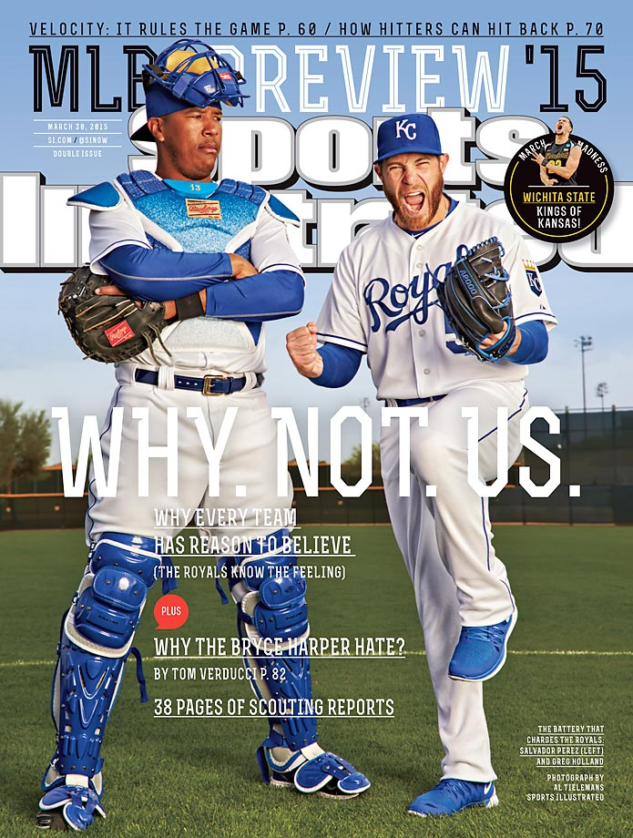 March 30, 2015 | The Kansas City Royals are looking for redemption after last season's seven-game World Series defeat to the San Francisco Giants.