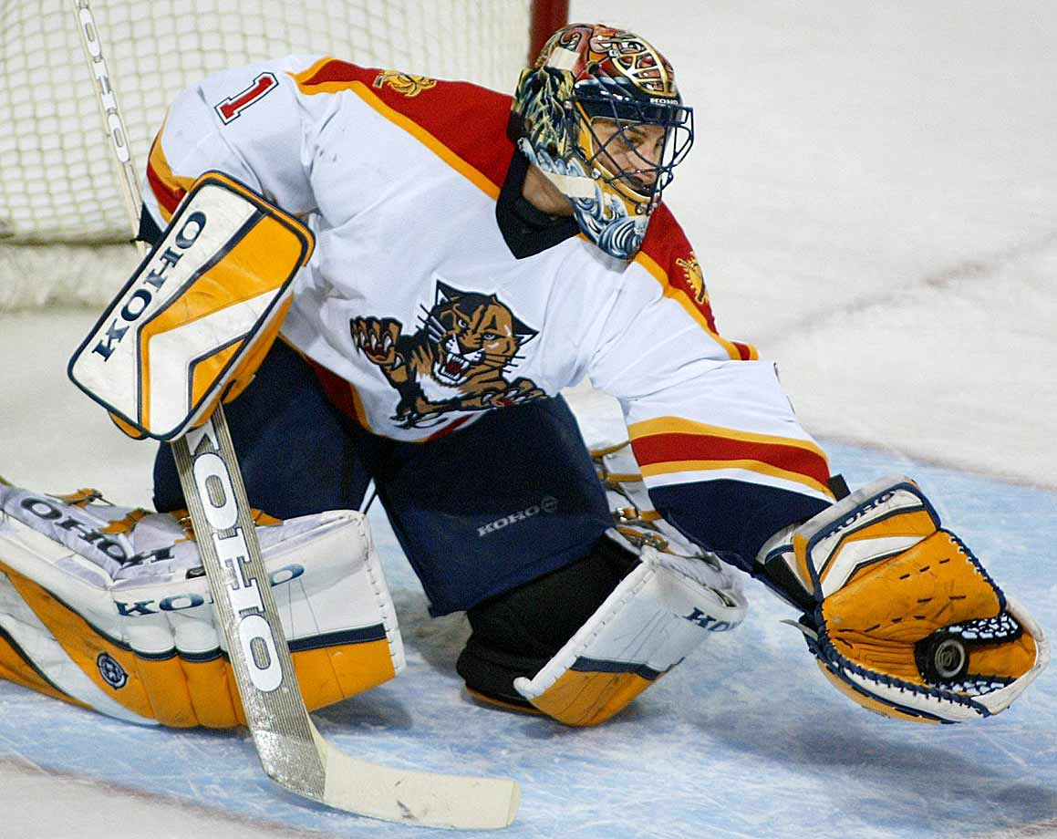 The fourth pick in the 1997 draft, Luongo had been toiling for mediocre teams in Florida at the time of the lockout, but still earned recognition as one of the NHL's best netminders. In 2003-04, he finished third in the voting for the Vezina Trophy. After being traded to Vancouver in 2006, he blossomed, earning nominations for the 2007 Vezina, Hart and Pearson Trophies, but finishing second for all three. In 2008, the Canucks made him the NHL's first goalie captain since 1948. He's also won two Olympic gold medals, one each as a starter and backup, for Canada.