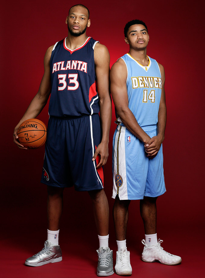 No. 15 and 19 overall picks